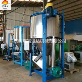 供应立式塑料烘干搅拌机 ABS拌料机 PVC塑料搅拌机 大型立式搅拌桶