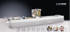 山楂糕真空包装机、山楂真空包装机、拉伸膜全自动真空包装机