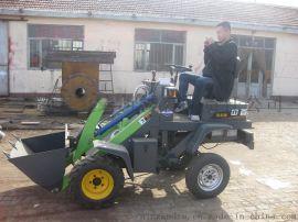 中首重工ZL-JH300轮胎式电动装载机价格农用电动装载机厂家