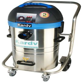 凯德威DL1245T酒店用吸尘器,超静音吸尘器干湿两用工厂车间吸尘器