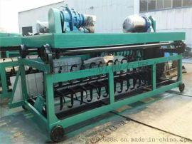 牛粪发酵有机肥设备,牛粪发酵翻堆机设备多少钱