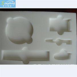 厂家供应玉器植绒海绵内托 **物品防护海绵内衬