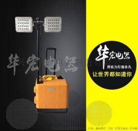 手提静音发电机移动照明工作灯 SFW6121