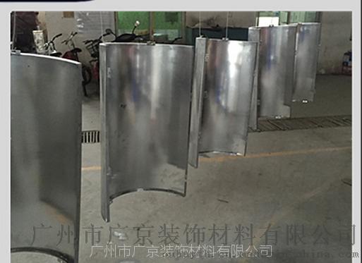 【包柱铝单板】市场调研-圆弧包柱铝单板