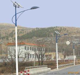 供应赣州7米40瓦太阳能led锂电池路灯厂家批发价格