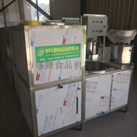 微型智能蒸汽自动果蔬豆腐机械设备促销