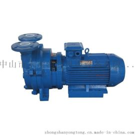 CDF2202-OAD2自来水厂真空引水泵 水环式真空泵