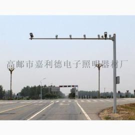 道路監控杆,監控杆,揚州電子警察杆生產廠家
