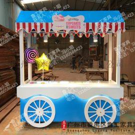 钵仔糕售货车广州商场钵仔糕车
