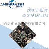 安舜视TH66S超低码流38高清网络摄像机模组
