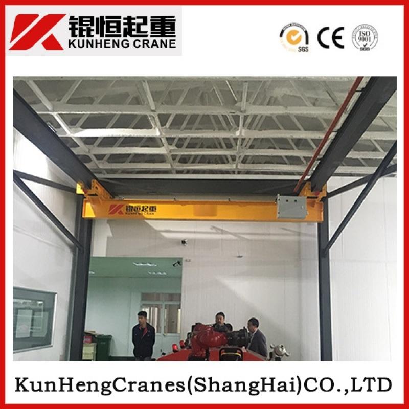 LX型2T低净空悬挂起重机电动悬挂单梁行车天车