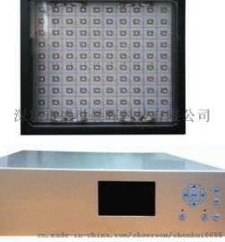 摄像头模组镜片贴合UV-LED面光源