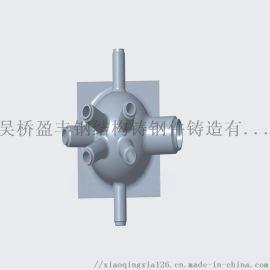 绞支座铸钢钢结构铸钢节点承重专用