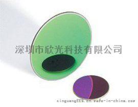 深圳欣光  470nm带通滤光片  光学镜片厂家