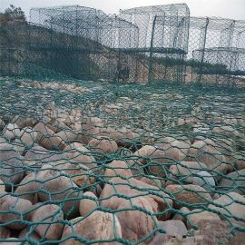 新疆护坡石笼网 绿格石笼网厂家