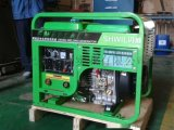 原装闪威品牌柴油发电电焊机 电焊两用发电机220A