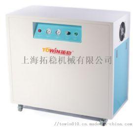 教学气动元件用无油静音空压机TW7503S