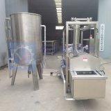 油炸素鸡生产设备 全自动炸素鸡油炸生产线
