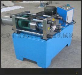 甘肃陇南市车间钢管缩管机全自动焊管机参数
