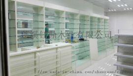 厂家**成都药房展柜+成都药房货柜+成都药房展示柜