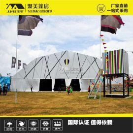40米跨度大型铝合金篷房,体育赛事篷房