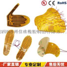 电热膜手套寒冷天气保温用加热片