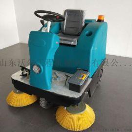 节能环保电动智能扫地车喷水吸尘全自动座驾扫地机