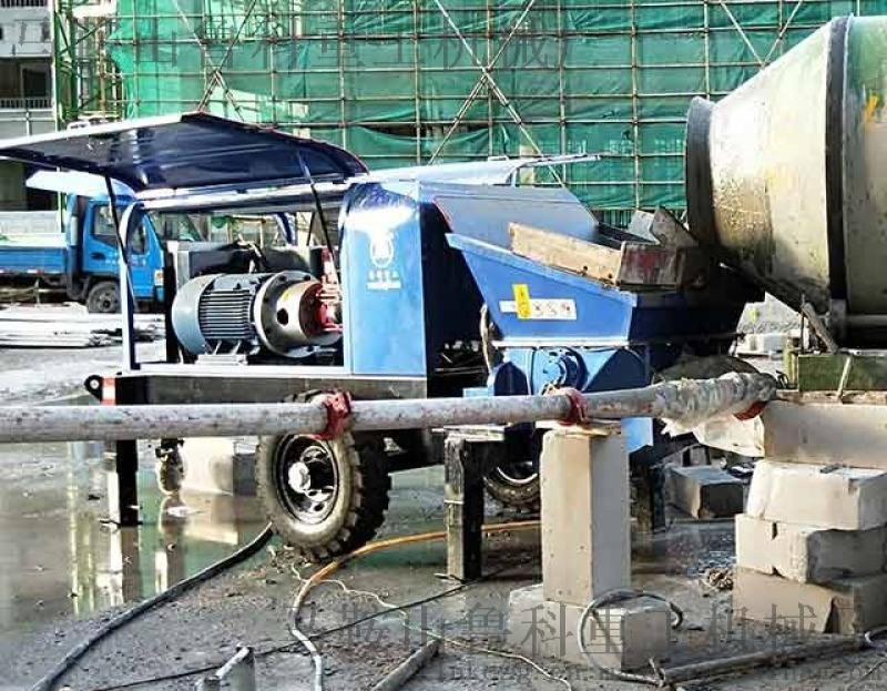 想知道在合肥买一台二手细石混凝土泵要多少钱,戳这里