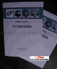 菏泽可行性研究报告厂家 立项申请报告市场