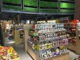 无锡进口食品货架 散称食品货架