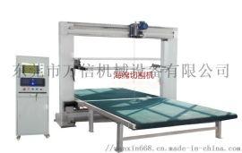数控海绵切割机多少钱一台——永生机械