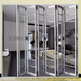 不锈钢玻璃门 天津河东区玻璃门 玻璃玻璃门