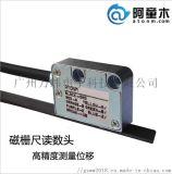 磁柵尺位移感測器,磁柵尺讀數頭,解析度0.01mm
