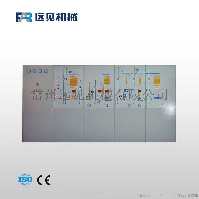 远见机械供应SDK系列**控电控柜 饲料机械电控柜