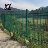 小区围墙护栏,景区小区锌钢护栏,锌钢隔离围墙护栏