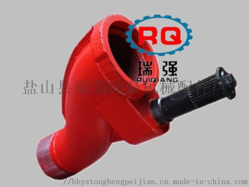 廠家直銷鴻得利泵車配件S管保5萬方保證質量