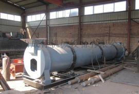 定制2.0*24米刮板工业滚筒烘干机