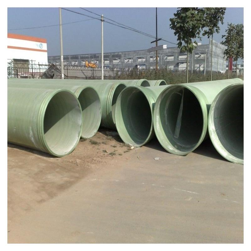 长葛通风管道玻璃钢给水管道
