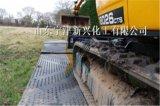 可承重300吨铺路垫板  HDPE聚乙烯铺路板