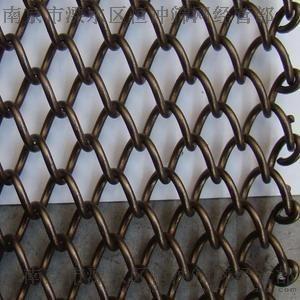 不锈钢编织网 厂家批发不锈钢隔断酒店幕墙外墙电梯装饰网定制