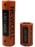 长寿命耐高温低温电池 LSC14505 AA 充电锂电池