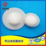 水处理设备用带边液面聚盖球 优质DN80液面覆盖球