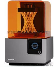 深圳3D打印机厂家直销DLP光固化3D打印机