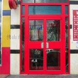 海珠區氟碳噴塗肯德基門 快餐店中國紅肯德基門