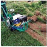 经久耐用三轮起草皮机,人造草坪起草皮机厂家