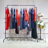 日系女装唯众良品是什么品牌女装尾货连衣裙郑州女装批发