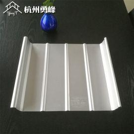 铝镁锰屋面板45-470直立锁边金属屋面系统