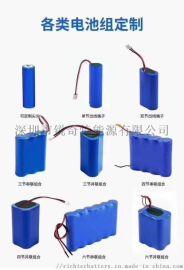 锂电池生产厂家各类型电池组定制生产