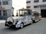 一拖二燃油观光小火车