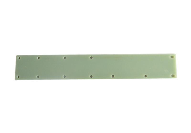 新能源電池隔離片水綠色黃色FR-4環氧樹脂絕緣片深圳廠家